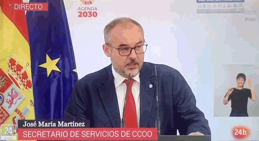 Turime Turismo Moncloa Pla Plan José María Martínez Chema