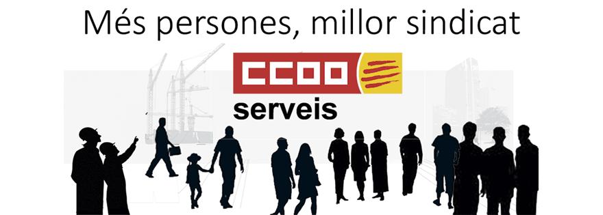 Congrés Constituent de CCOO Serveis Catalunya