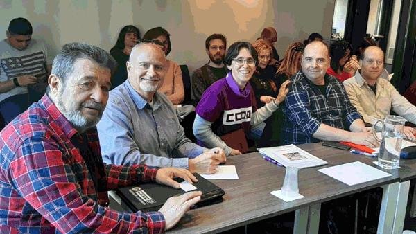 Mesa Conveni Hostaleria Catalunya
