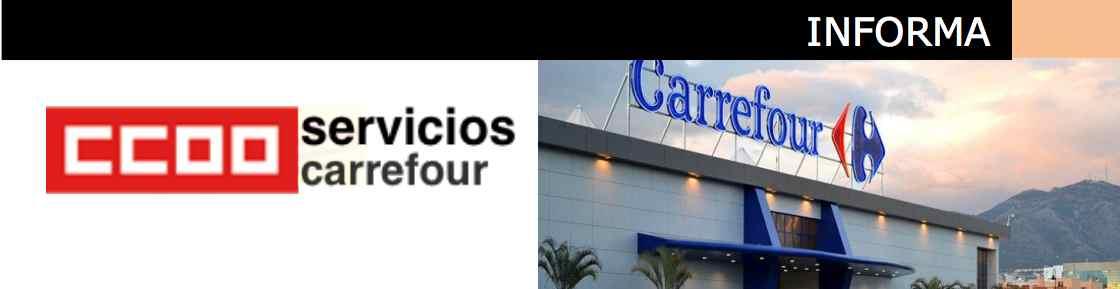 CCOO en Carrefour, garant?a negociaci?n colectiva