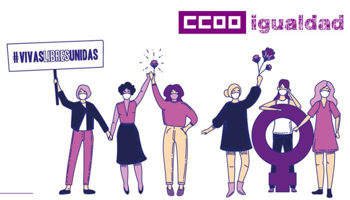 Gaceta Sindical CCOO 8 de marzo