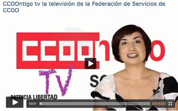 CCOOntigo TV. Vídeos de Servicios CCOO