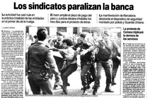 Cesar Sanz Sindicalista en Banca