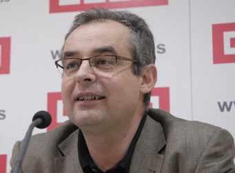 Jose Maria Martinez Secretario General Servicios CCOO