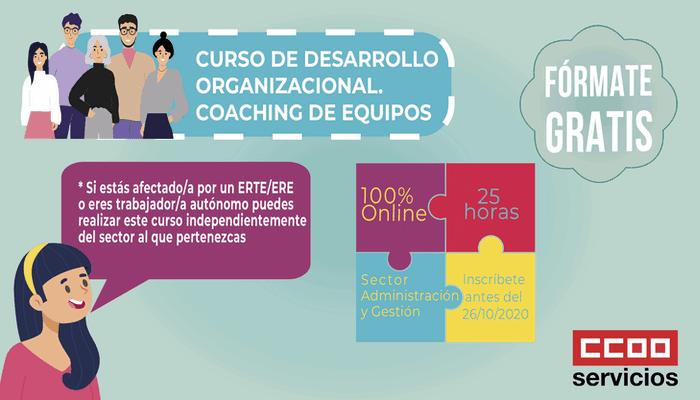 Curso desarrollo organizacionel. Coaching