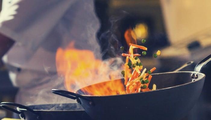 cocinas, hostelería
