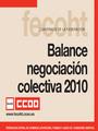 Balance negociacion colectiva 2010