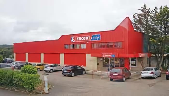 Tienda Supermercado Eroski