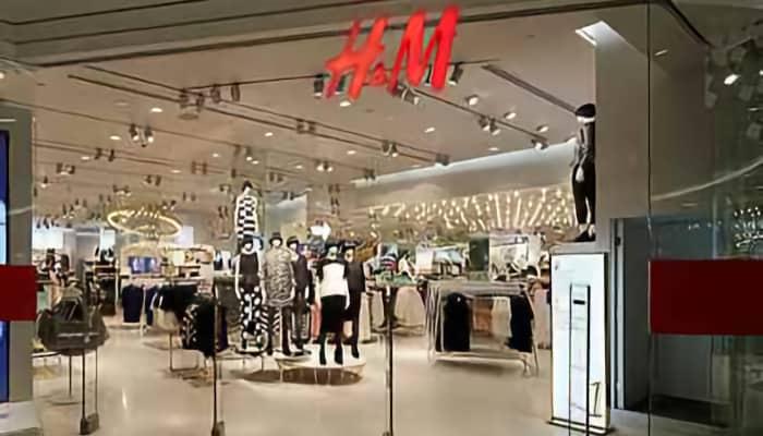 Imagen tiendas H&M