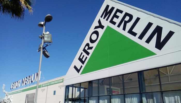 Tienda Leroy Merlin. Comercio. Planes de Igualdad