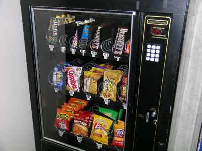 Máquinas de venta automática