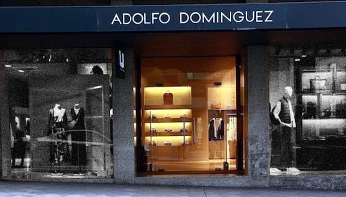 Tienda Adolfo dominguez