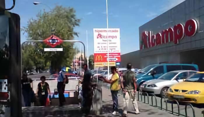 Tiena Alcampo Madrid