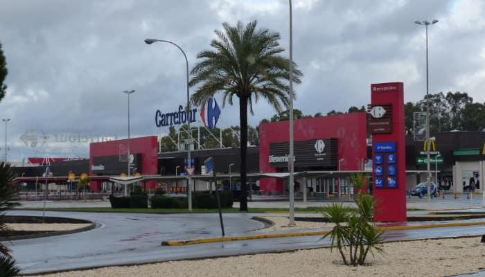 Centro Carrefour en Sevilla