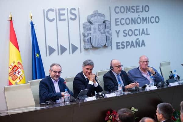 Intervención de José María Martínez en el X aniversario del acuerdo mundial firmado entre UNI y el Grupo Inditex
