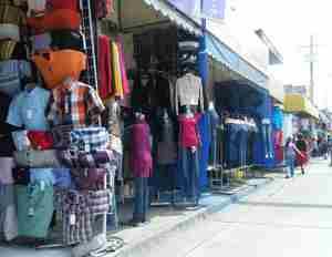 Comercio textil provincia alicante