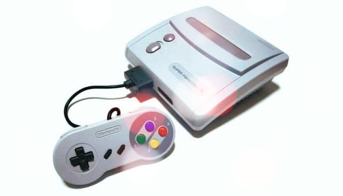 Consola video juego