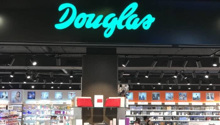 Tienda Douglas Madrid. Condiciones de trabajo