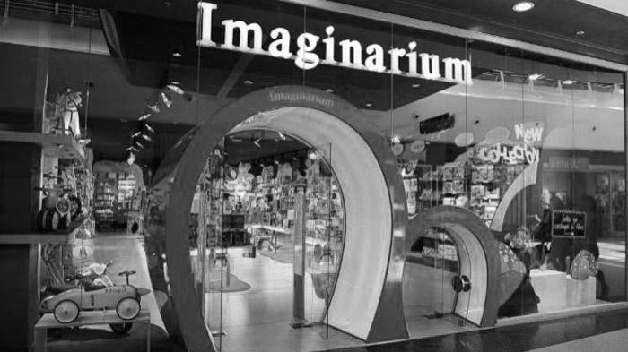 tienda, juguetes, imaginarium