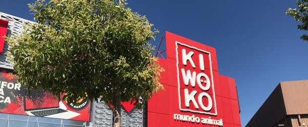 tienda de mascotas Kiwoko