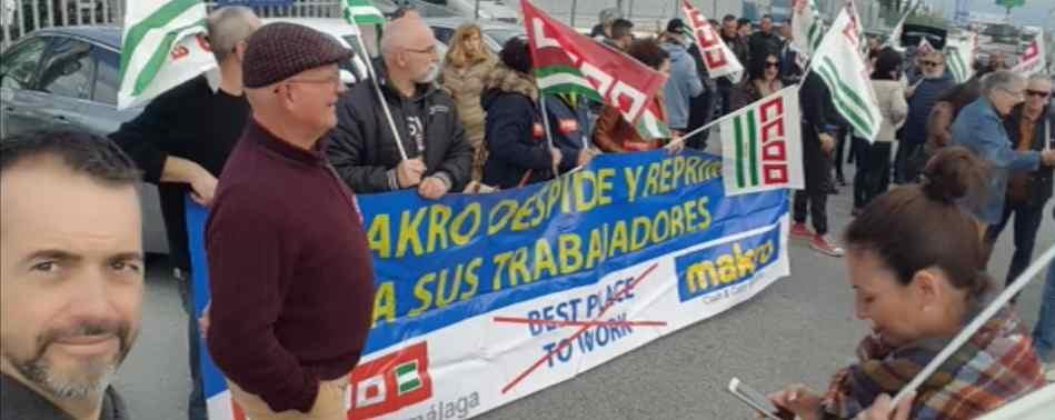 CCOO en Makro contra el recorte en condiciones de trabajo
