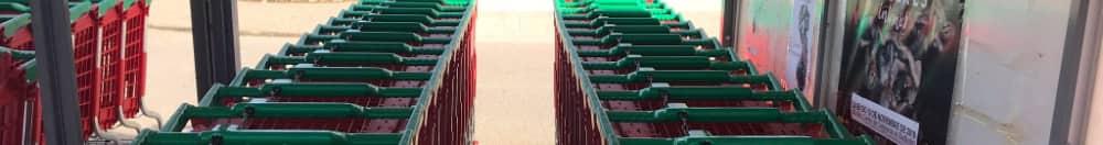 Carros suèrmercado- Comercio
