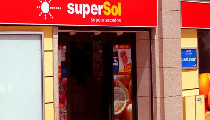 Supersol. Tienda