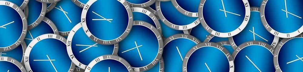 Tiempo, reloj registro de jornada