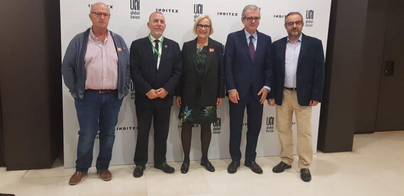 Inditex y UNI Global Union celebran el X Aniversario de su Acuerdo Mundial