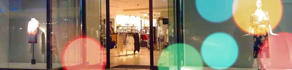 Imagen tienda de Zara. Plan de Igualdad en ZARA
