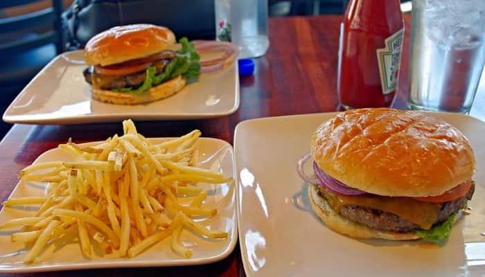 Comida rápida. Fast food