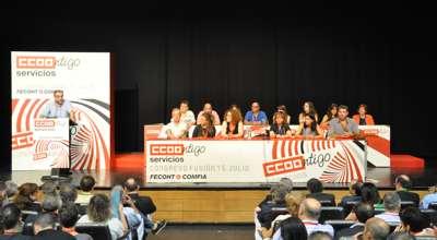 Congreso Servicios CCOO
