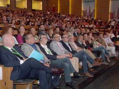 Toxo en el Congreso de CCOO Servicios