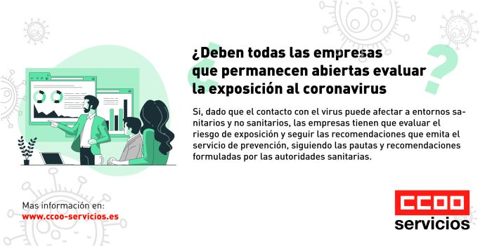 Evaluacion exposicion coronavirus
