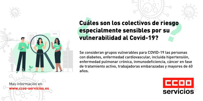 colectivos vulnerables coronavirus
