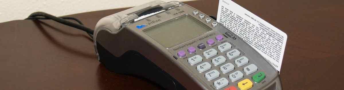Máquina de Tarjetas de Crédito