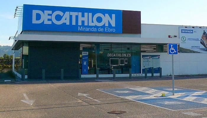 Centro tienda de Decathlon