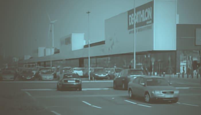 Imagen tienda decathlon