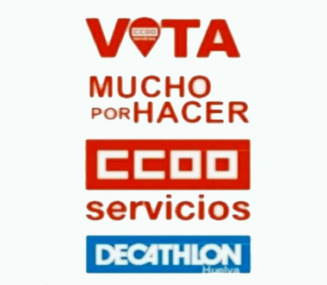 En Decathlon vota CCOO
