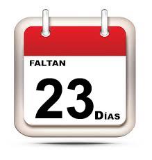 23 dias