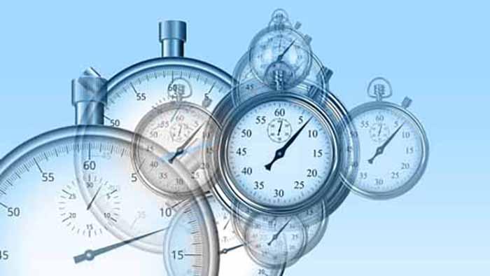 tiempo, jornada, descanso