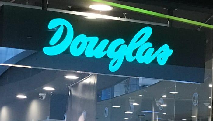 Tiendas Douglas en Europa