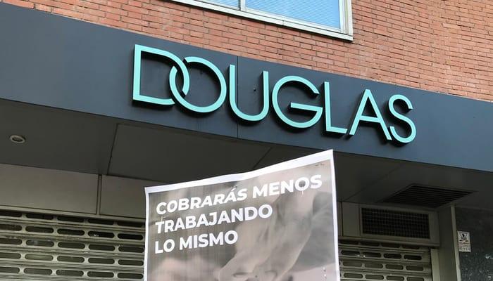 Incentivos en Douglas. Salarios