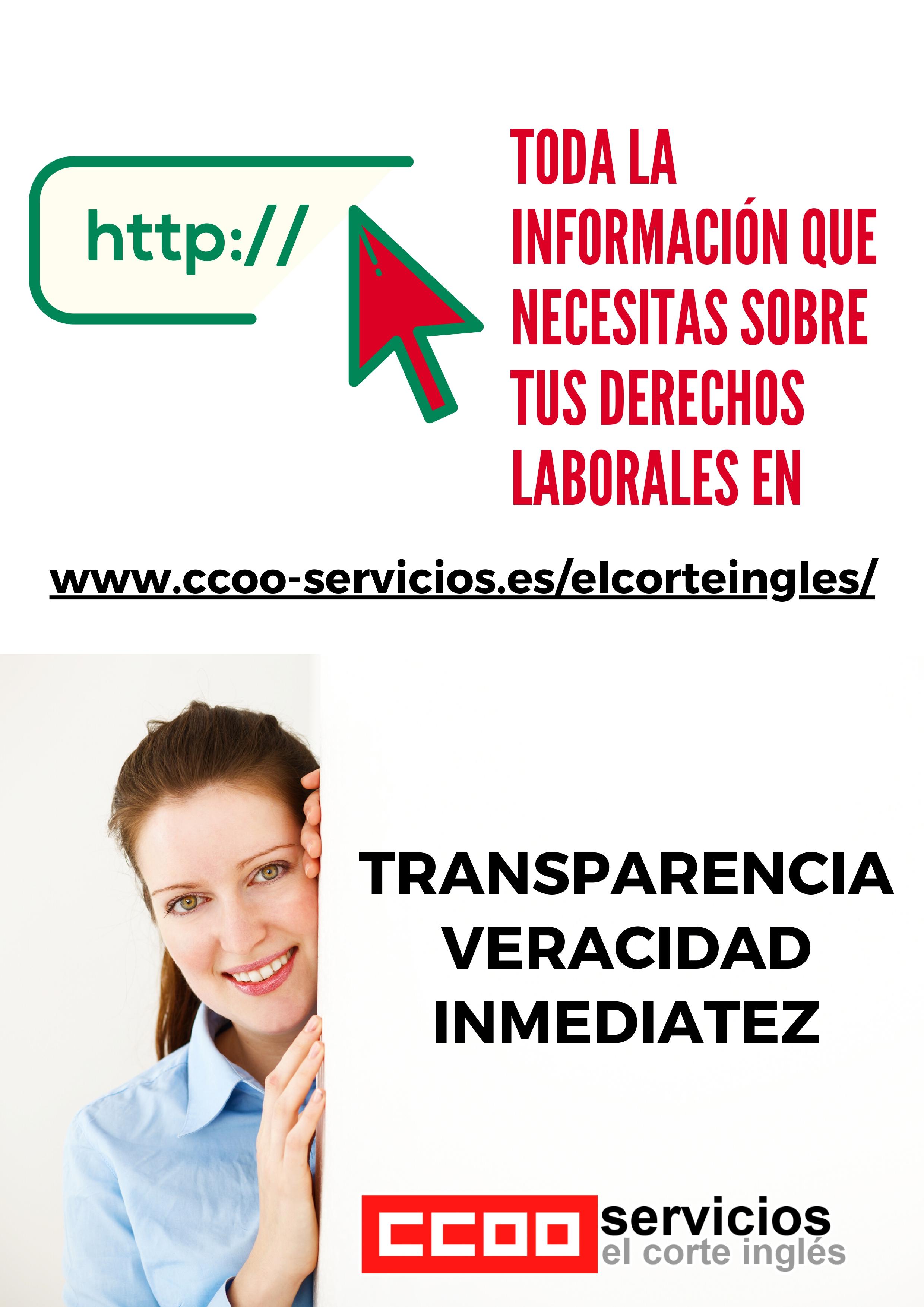 Redes CCOO ECI