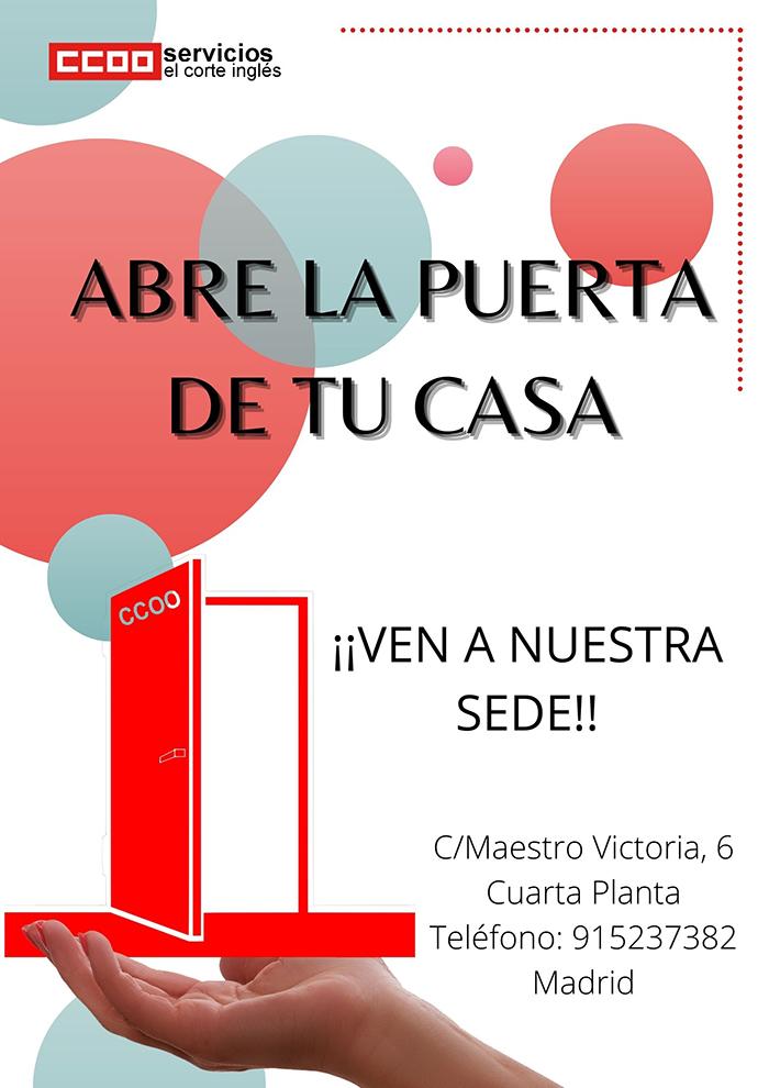 Sede Madrid