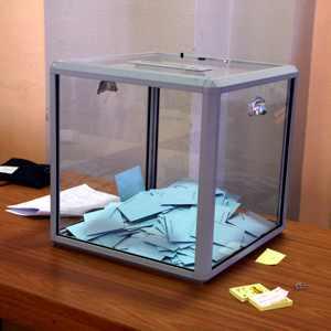 Urna elecciones sindicales