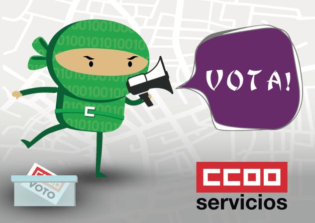 elecciones TIC center