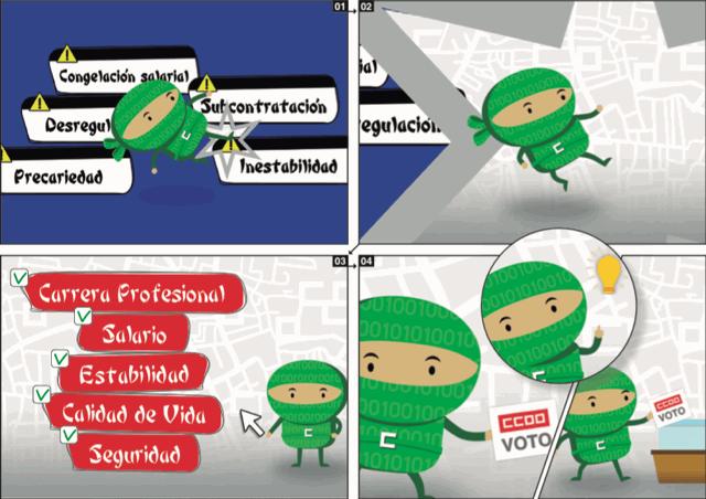 Comic TIC