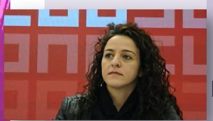Elena Blasco. Mujeres e Igualdad CCOO