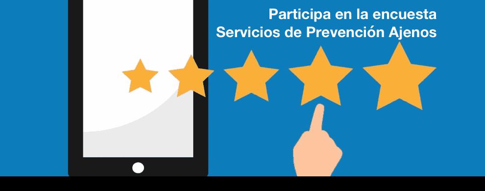 Encuesta servicios prevencion
